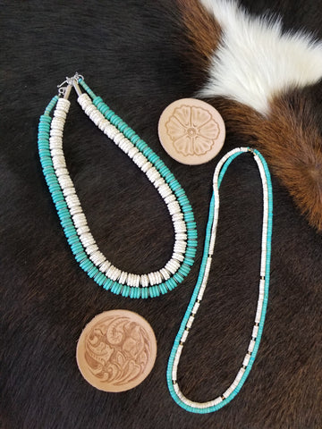 Halona Disc Necklaces