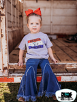 American Rancher Kid's Western Graphic Tee