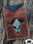 Front Pasture Cut-Out Credit Card Holders