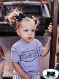 COWBOSS Kids Western Graphic Tee