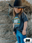 Fearless Kids Western Graphic Tee