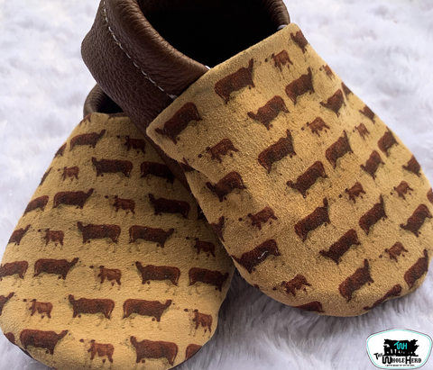 Hereford Mocs