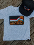 Western Kids Western Graphic Tee