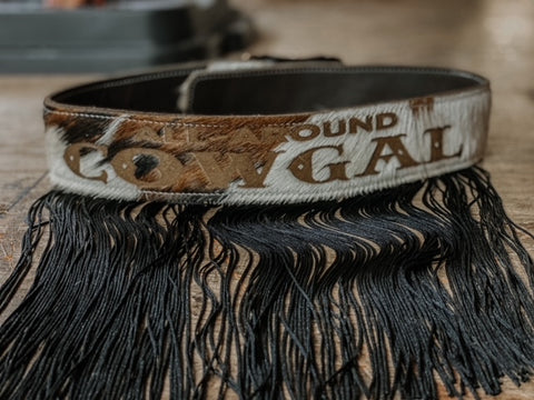 All-Around Cowgal Belt