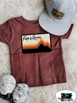Keep it Ranchy Adult Western Tee
