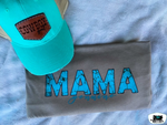 Genuine Mama Adult Western Graphic Tee