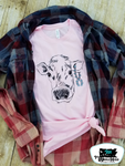 Miss Maisey Kids Western Graphic Tee