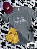 Official Gate Getter Kids Western Tee