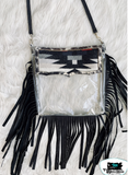 Peak Pendleton Clear Bag