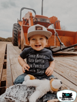 Ranch Hand Kids Western Graphic Tee