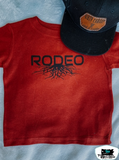 Rodeo Roots Adult Western Graphic Tee