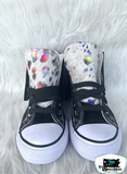 Kid's Fringy Friday High Top Shoes