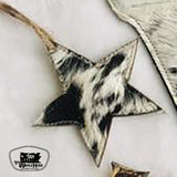 Cowhide Ornaments
