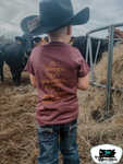 The Brand Kids Western Graphic Tee