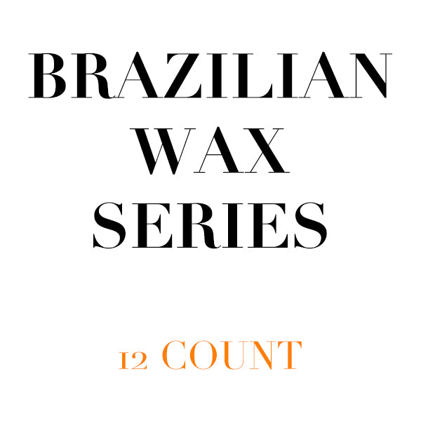 Brazilian Wax Series (12 pack)