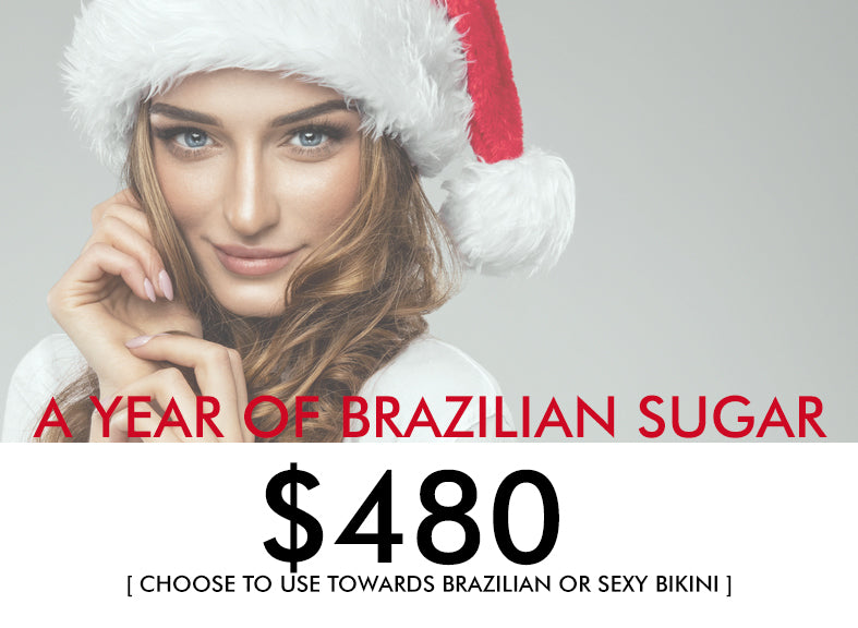 Year of Brazilian Sugaring for $480