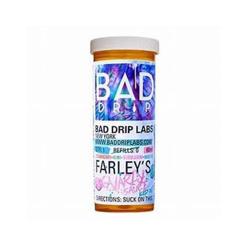 Bad Drip Farley's Gnarly Sauce ICED OUT 60ml Vape Juice