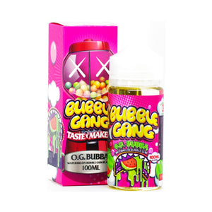 Okami Brand Bubble Gang E-Liquids GOG Bubba in 100mL Chubby Gorilla Bottles