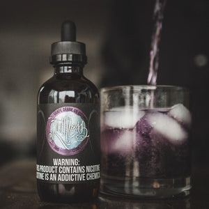 Grape Drank on ice by Ruthless Vapor