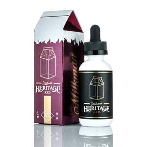 Heritage Red by The Milkman E-Liquid