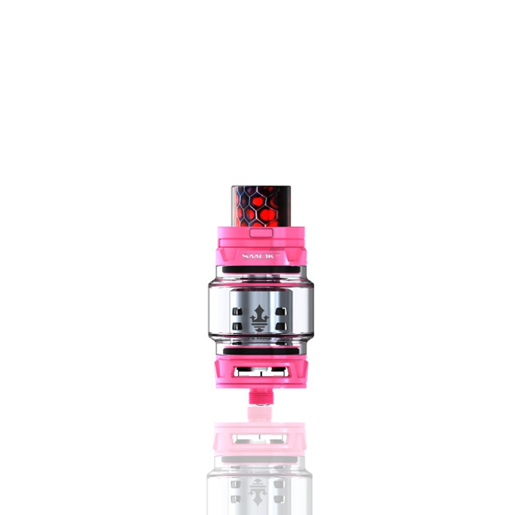 Smok TFV12 PRINCE Cloud Beast Tank in Pink at Eightvape Your One Stop Online Vape Shop