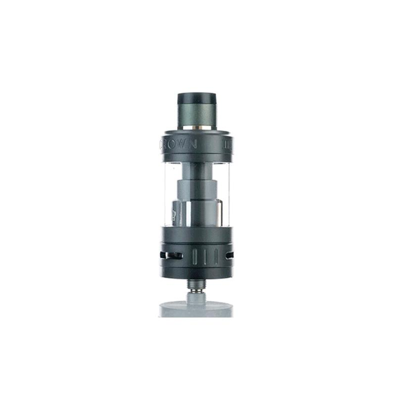 Uwell Crown 3 Sub Ohm Tank in Matte Black at Eightvape.com