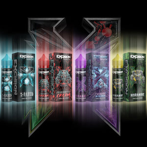 AltZero and Excision E Liquid Collection 60ml