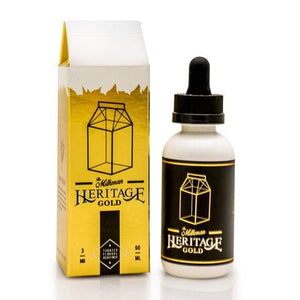 Heritage Gold by The Milkman E-Liquid