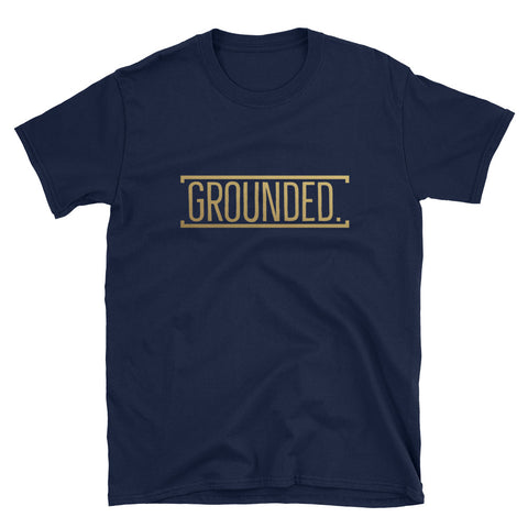 Grounded T-Shirt  - Gold