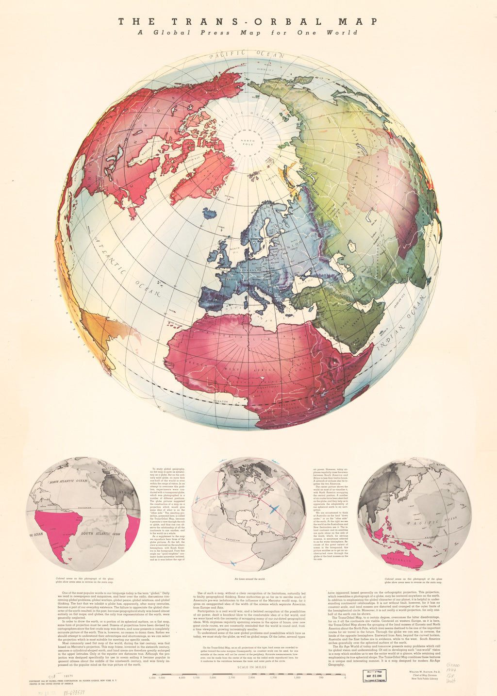 Global press map for one world 1944 hidden maps global press map for one world 1944 gumiabroncs Image collections