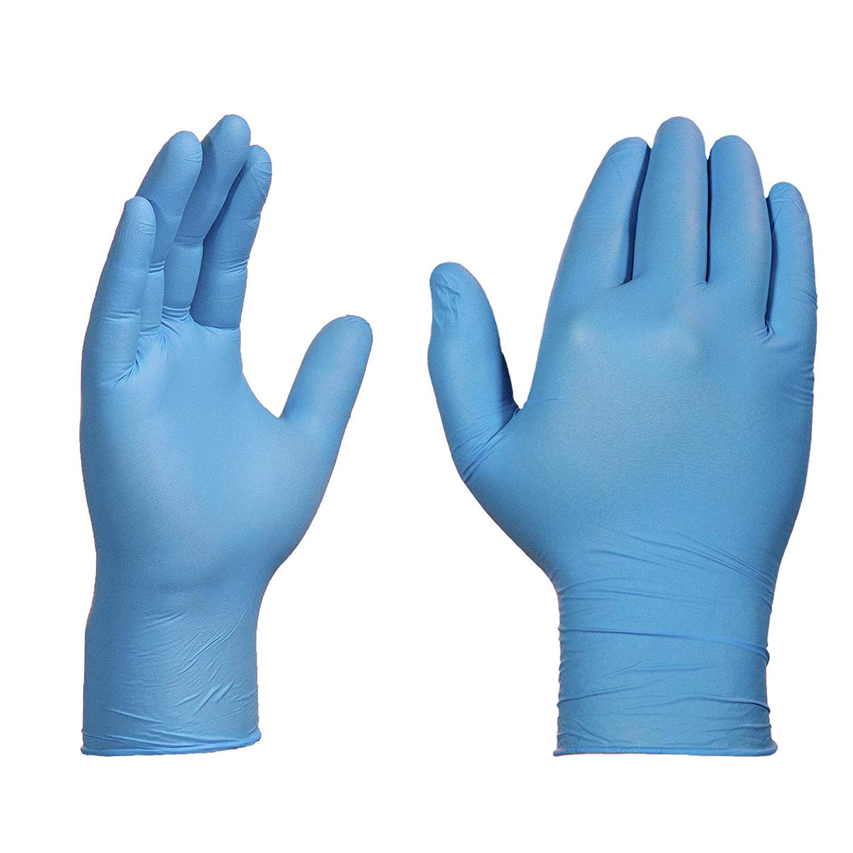 15 PAIRS DISPOSABLE NITRILE GLOVES TO AVOID CONTACT WITH CONTAMINATED SURFACES - SPECIAL OFFER