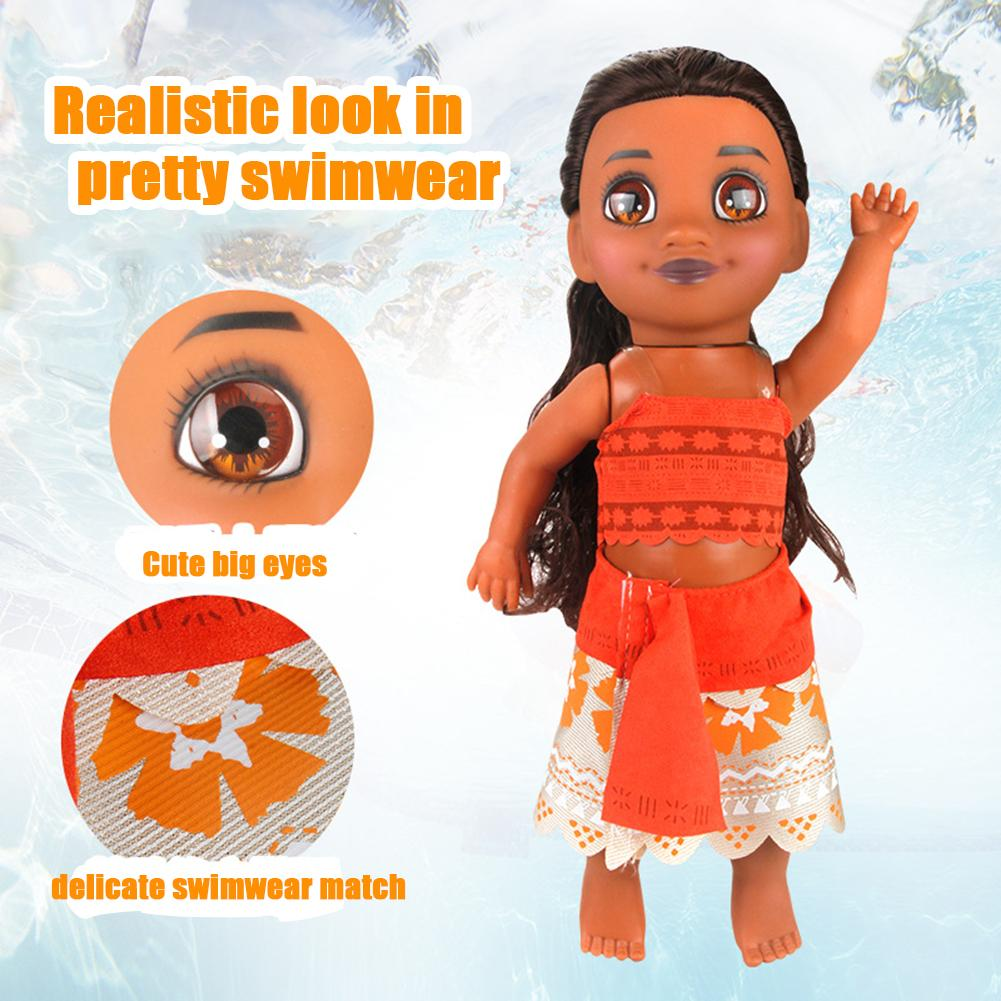 Waterproof Swimming Doll Girls Toy