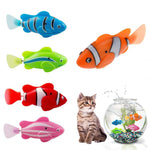 Swimming Fish Toy for Cats
