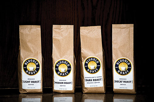 'Fledgling student business unveils coffee blends' says The Spectator
