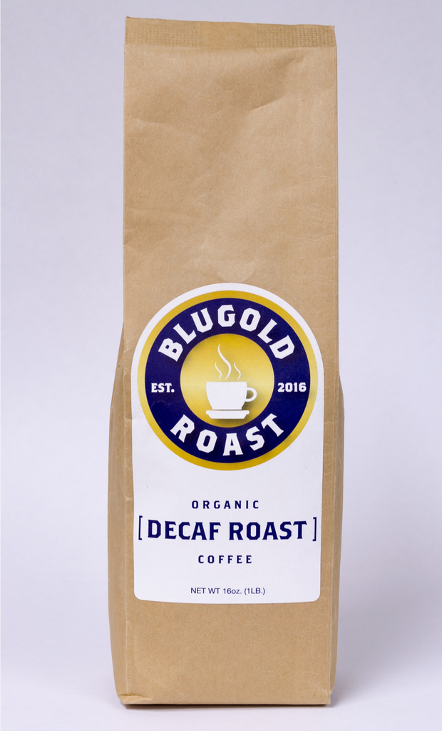 """Swiss Water Processed Decaf"" Cleaned and hydrated with water, our decaf loses no strength or flavor.    DETAILS  Weight: 1 Pound USDA Organic Fair Trade Artisan"