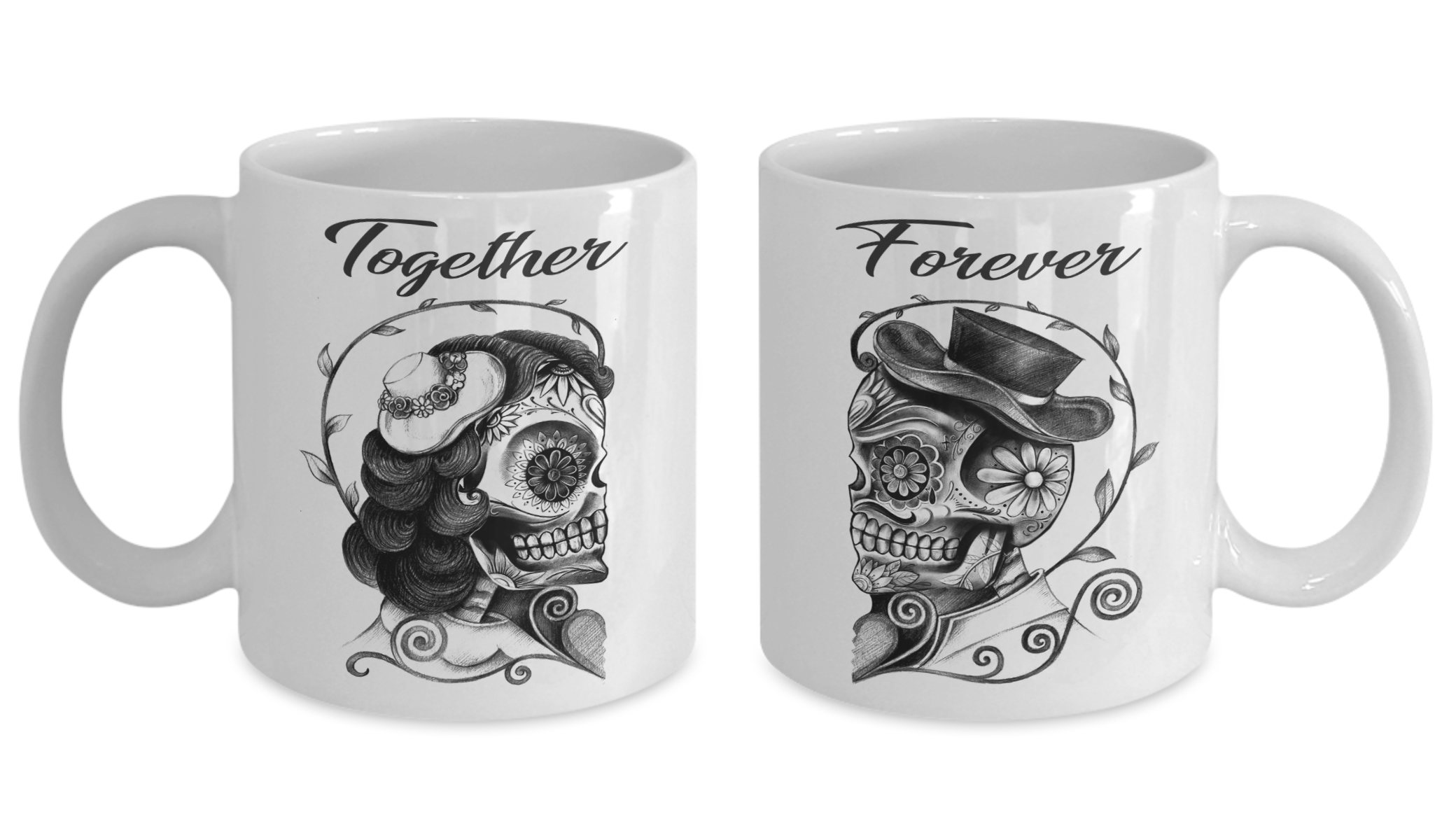 SET OF 2 MUGS - Chocolate Is Great, Matching Mugs Are Much Better
