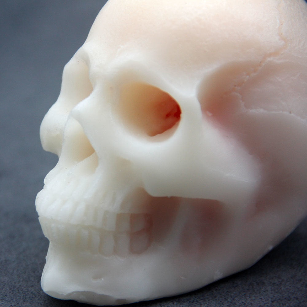 Awesome Skull Candle