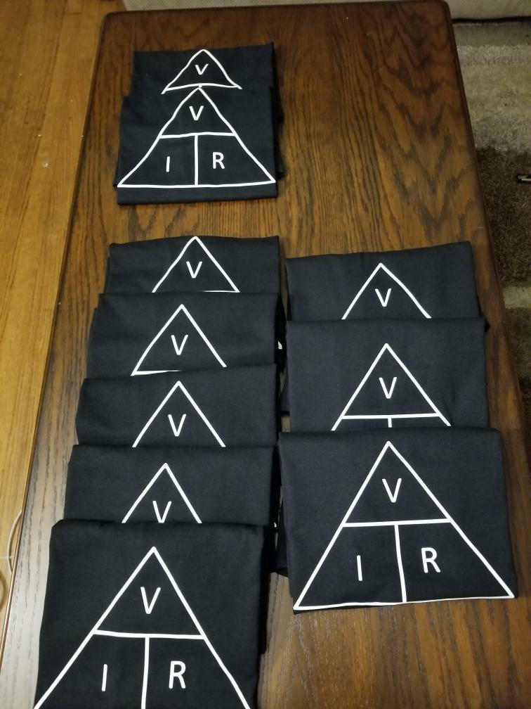 Ohm's Law Apparel (Handmade in the USA) (Limited Edition)