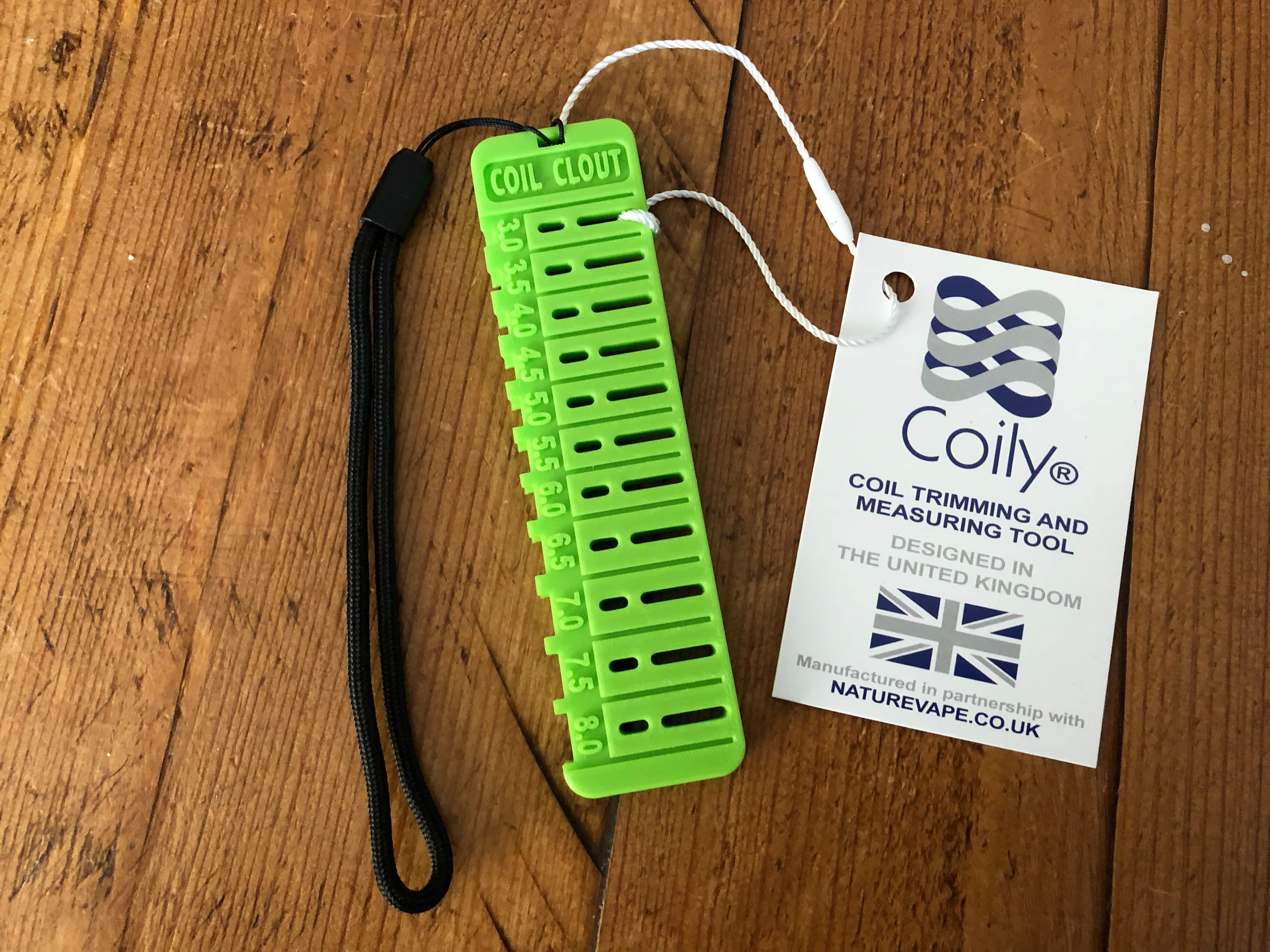 Coily Tool (Trimming & Measuring Tool) (SALE!)