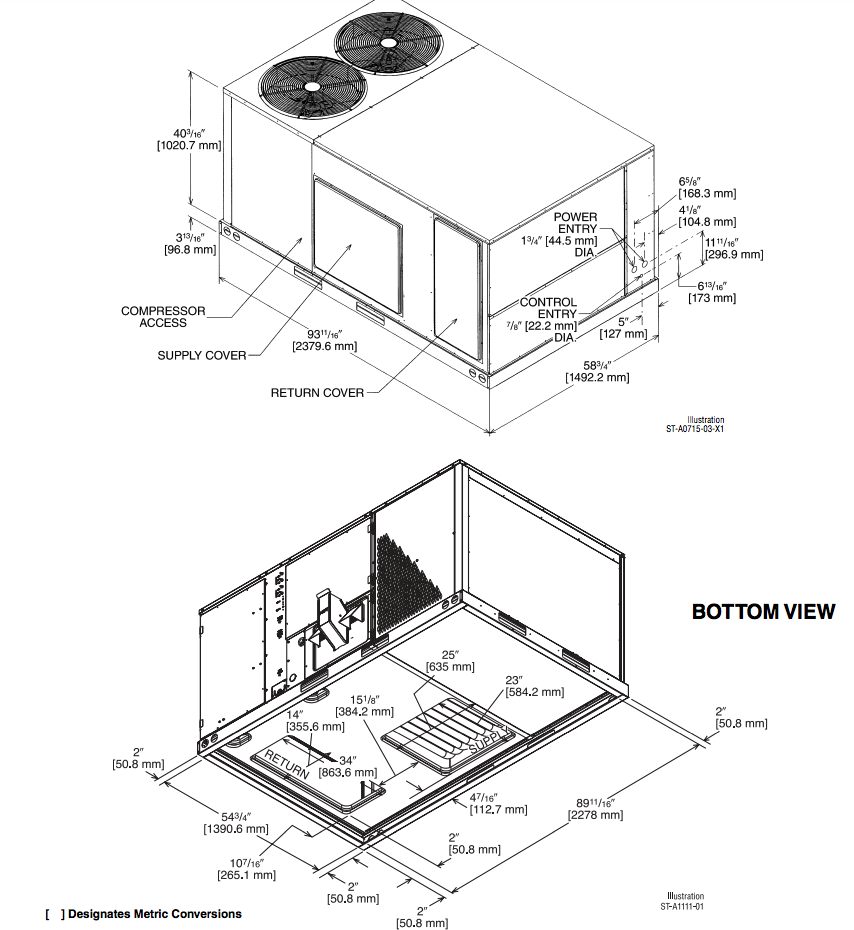 Rheem Package Unit Wiring Diagram