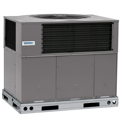 ICP HEIL TEMPSTAR 5 TON PACKAGED UNIT 14 SEER 230V 1-PHASE GAS HEATER AC  PGD4