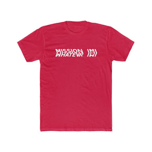 """Mission Whatevr"" Short Sleeve Tee"