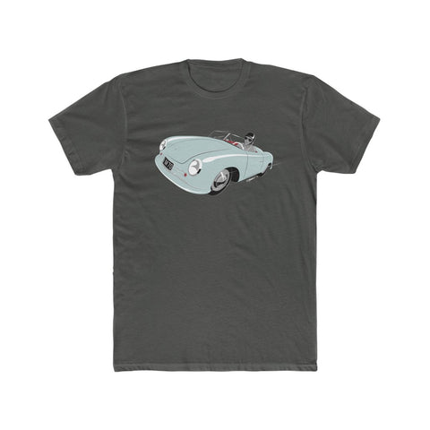 1948 Porsche 356 Gmünd- Men's Cotton Crew Tee