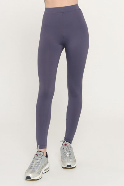 Charcoal High Rise Leggings