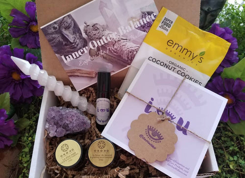 Inner Outer Balance MAY BOX (SOLD OUT)