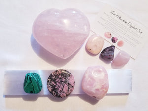Deluxe Love Crystal Set
