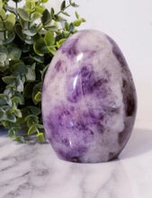 Banded Amethyst Freeform from Madagascar 4.2""