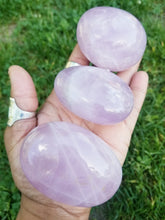 Large Rose Quartz Gallet