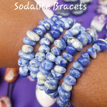 Sodalite Stretch Bracelet