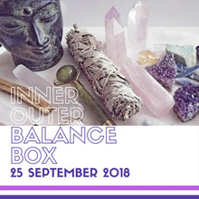 Inner Outer Balance SEPTEMBER BOX